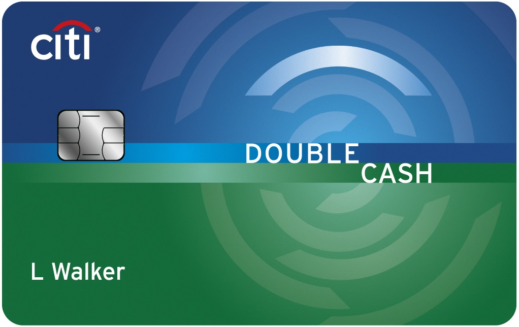 Earn cash back twice on every purchase Citi® Double Cash Card – 18 month BT offer
