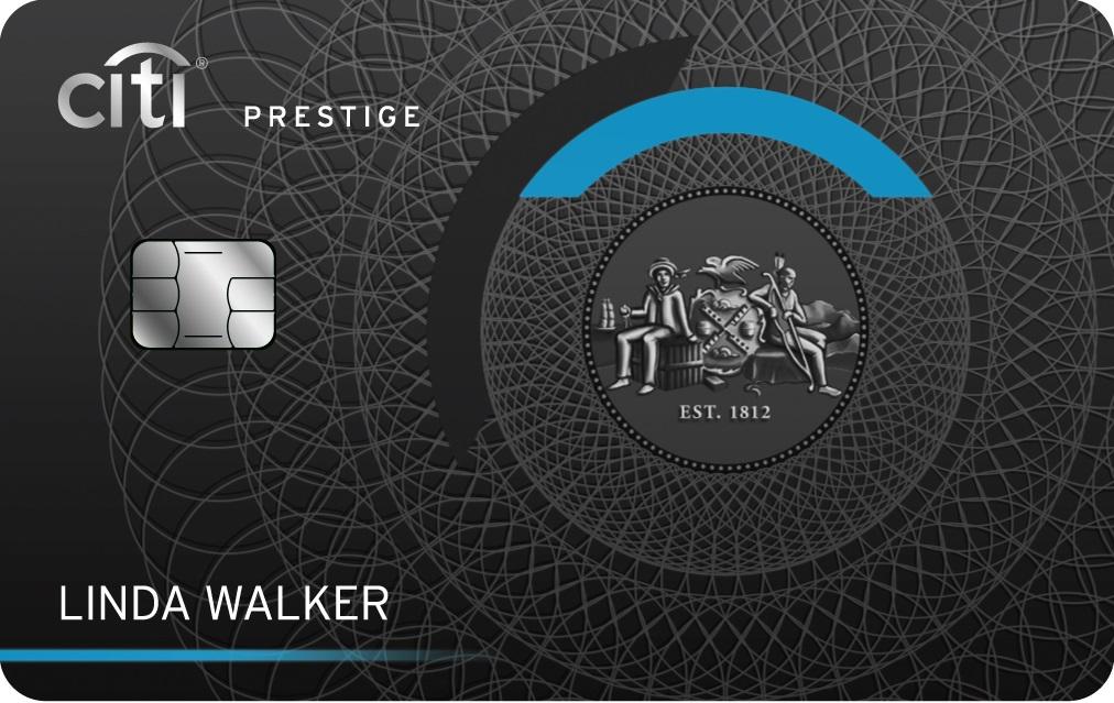 Earn 40,000 bonus points Citi Prestige® Card