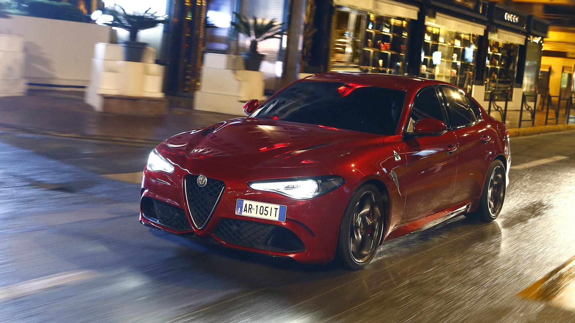 2018 Alfa Romeo Giulia  Alfa Romeo Sports Cars amp SUVs